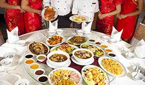 中華料理は「少し残すこと」がマナー