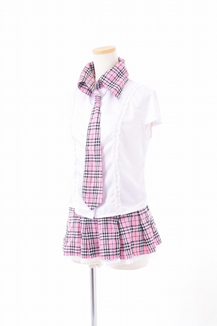 【レンタル期間:単日OK】品番:サラ:ピンク