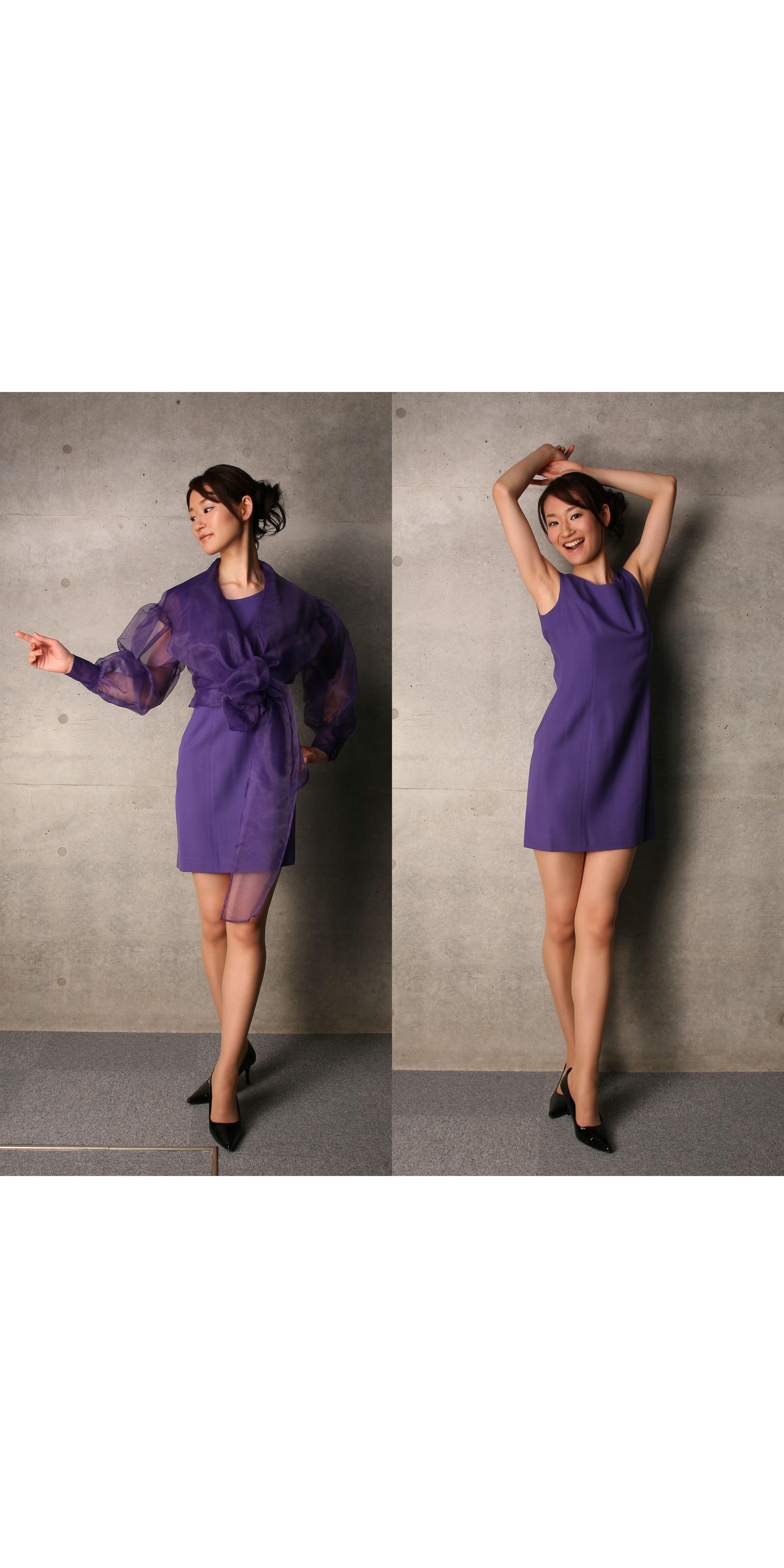 【3日以上】展示会向け:紫